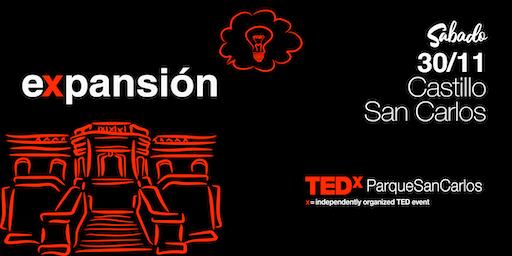eXpansión | TEDxParqueSanCarlos | 30 nov 2019