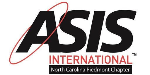 """ASIS 82 November Lunch & Learn:  """"How 'U' fit into Sec_rity"""""""