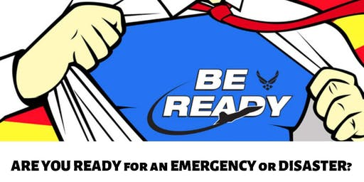 Emergency Preparedness!