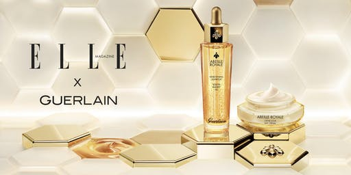 'The Power of Skincare' with ELLE and Guerlain