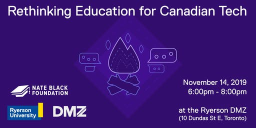 Re-thinking Education for Canadian Tech