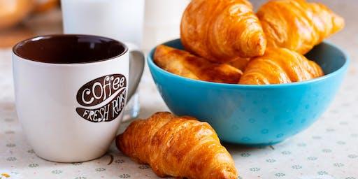 Petit-déjeuner Open 35 et Agence mRHq
