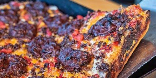 Pizza Dare Night