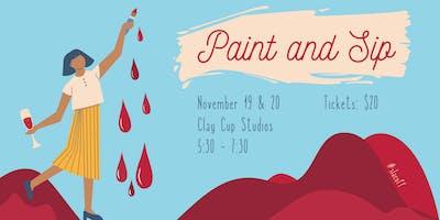 SLAC Paint & Sip