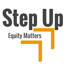 Step Up: Equity Matters logo