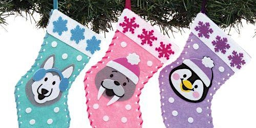 Make A Christmas Stocking Toddlers