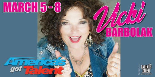 The Trailer Nasty Tour Featuring Vicki Barbolak in Naples, Florida