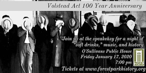 Volstead Act Speakeasy Party