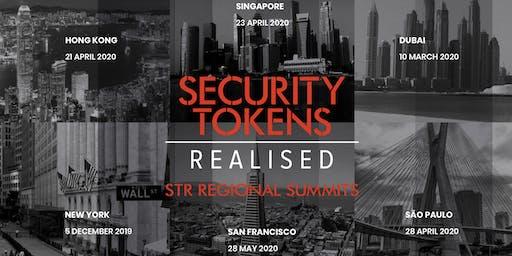 Security Tokens Realised Global Summit London