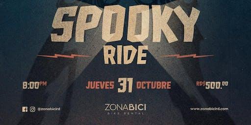 ¡Spooky Ride!