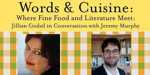 Words & Cuisine: Where Fine Food and Literature Meet.