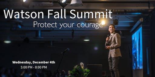 Watson Summit - Fall 2019