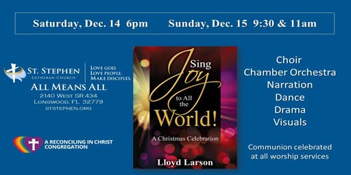 Christmas Musical Worship Experience