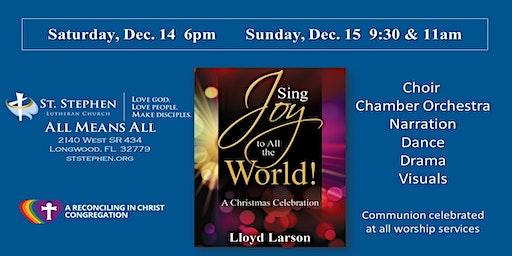 Christmas Musical Worship Experience