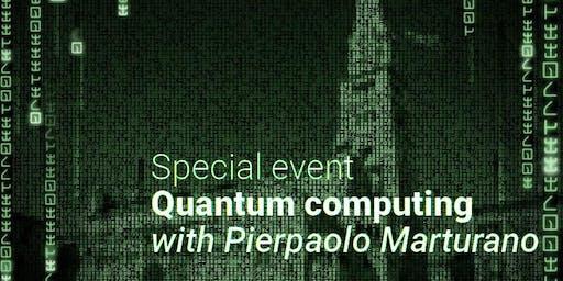 Modena Full Stack - 5 November 2019 - special event Quantum Computing