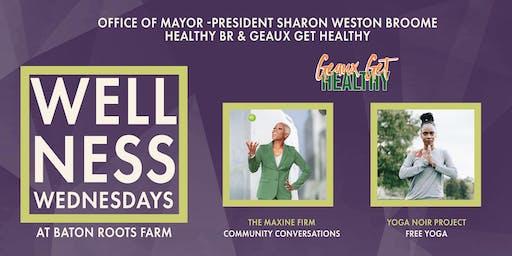 Geaux Get Healthy Wellness Wednesday