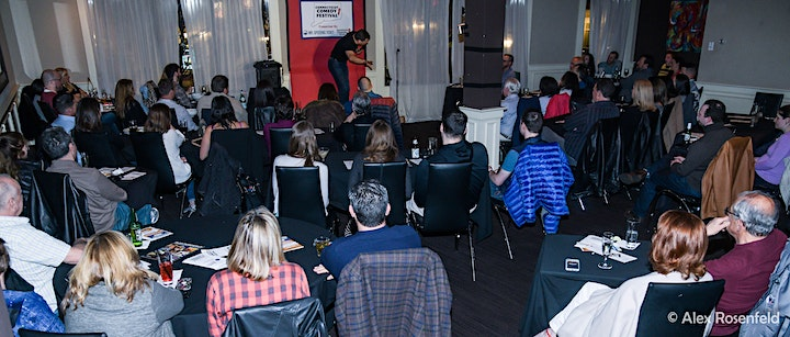 Stamford Stand Up Comedy Night with Chris James And Friends image