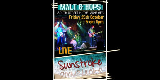 Live music at the Malt