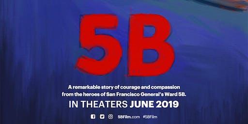 Documentaire 5B - Journée mondiale du sida 2019