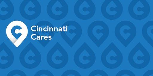 Cincinnati Cares Lunch & Learn
