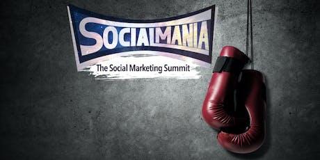 SOCIAL MANIA - The Social Marketing Summit | Round 2 Tickets