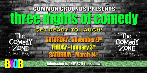 Comedy Show: MARCH