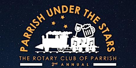 Parrish Under the Stars tickets