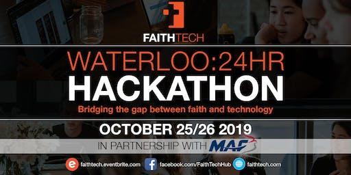 FaithTech Waterloo 24H Hackathon