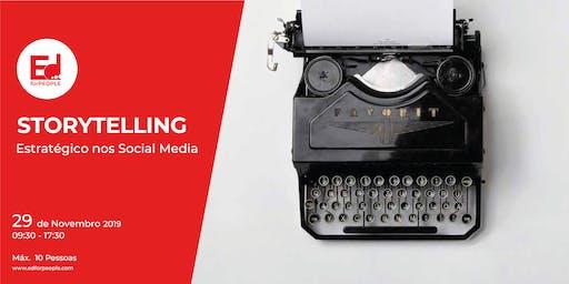 Storytelling Estratégico nos Social Media