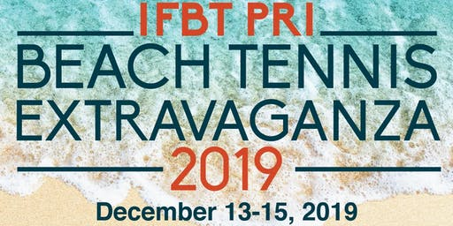 IFBT PRI Beach Tennis Extravaganza 2019