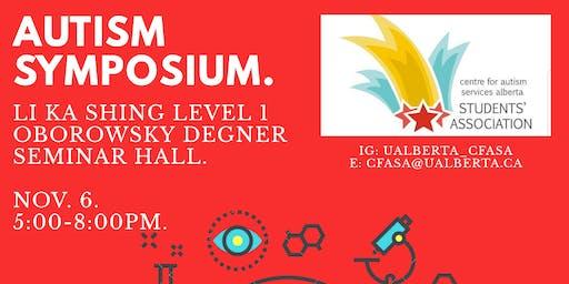 CFASA Students' Association 2019 Symposium