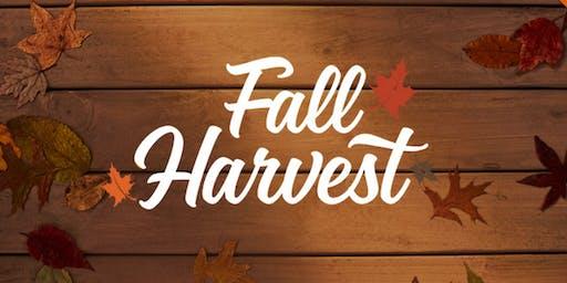 "The Colonnade November 2019 POP UP: ""FALL HARVEST"""