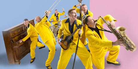 Sunday Lunch - The Jive Aces tickets