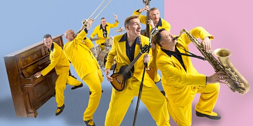 Sunday Lunch - The Jive Aces