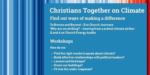 Christians Together on Climate Change