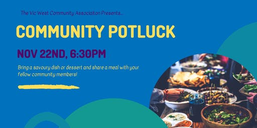 Vic West Community Potluck