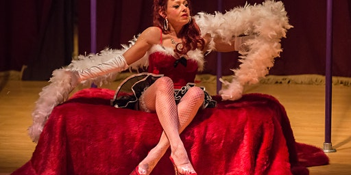 Twelve Days of Naughty Burlesque (two for one show tickets)