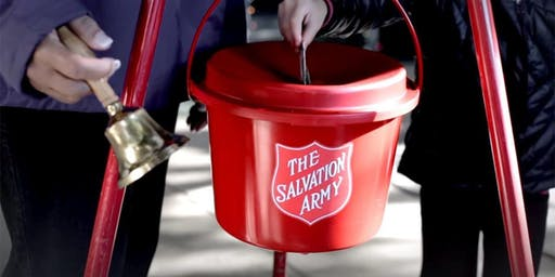 Annual Red Kettle Kickoff