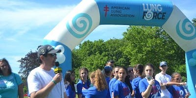 LUNG FORCE Walk: Providence
