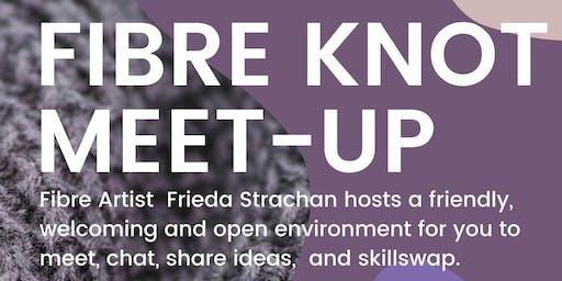 MAKE YOUR MARK - Fibre Knot Meet-Up, Thurs 21 Nov