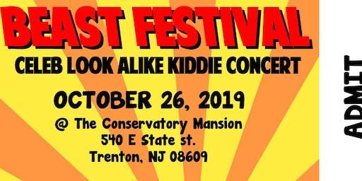 BEAST Festival- The Kiddie Celeb- Look Alike Concert