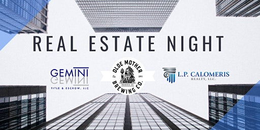 Real Estate Night