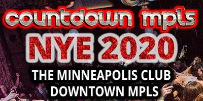 Countdown MPLS - 2020 New Years Eve Party Minneapolis MN