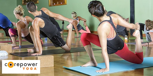 FREE BCB Workout with CorePower Yoga(Deerfield, IL)