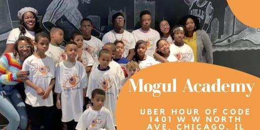 Mogul Academy at Uber- Hour of Code