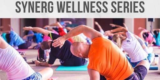 synerG Wellness Series: A to Zen Yoga