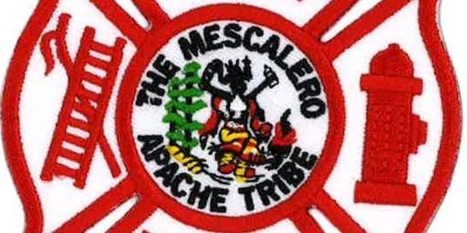 Mescalero Apache Fire Rescue: Free CE Class