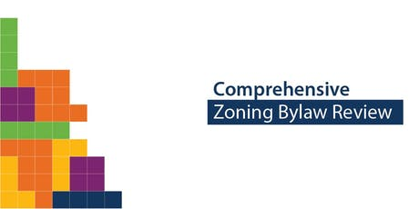 Zoning Bylaw Review Workshop – Residential Areas tickets