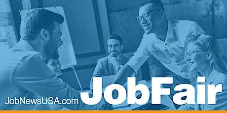 JobNewsUSA.com Clearwater Job Fair - November 18th tickets