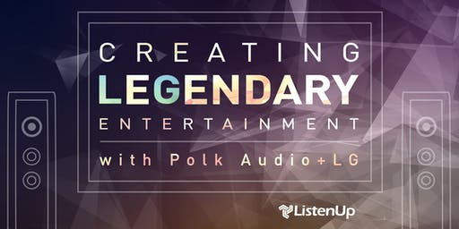 Creating Legendary Entertainment at ListenUp Colorado Springs